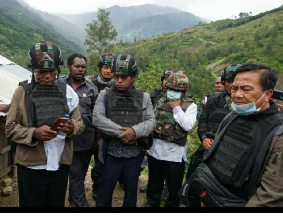 Kapen Kogabwilhan III : Usut Tuntas Rangkaian Kasus Intan Jaya, Jangan Fokus Pada 1 Kasus