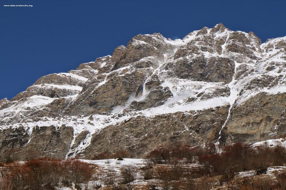 Avalanche Haute Maurienne, secteur Croix de Dom Jean Maurice - Photo 1