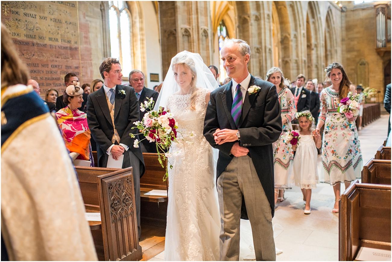 Sherborne Abbey Wedding photos