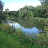 Озеро, все на том же ручье