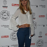 OIC - ENTSIMAGES.COM - Tiffany Watson  at the  Jeans for Genes Day 2015 - launch party in London 2nd September 2015 Photo Mobis Photos/OIC 0203 174 1069