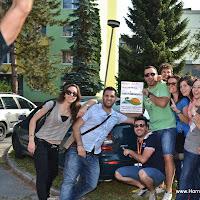 Vizovice S dětmi slavily konec školního roku i špičky českého rallyového sportu