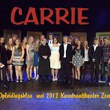 Carrie 2012  WWJ Opleidingsklas mei 2012