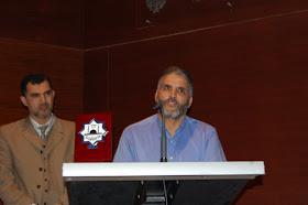 15 ANIVERSARIO del CCIV. Abdel Majid Rejeb, Socio Fundador del CCIV.