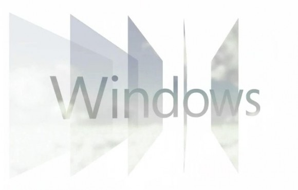 New Windows 8 logo image