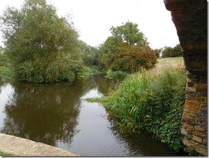 1 quiet cherwell at aynho lock
