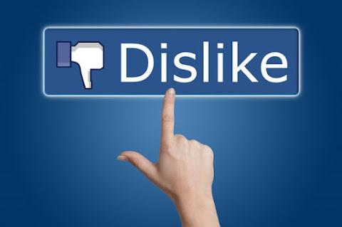 """Facebook incluirá un botón de """"No me gusta"""""""