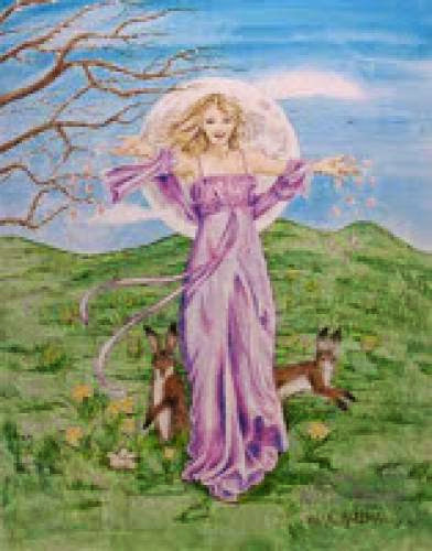 Goddess Of The Week Ostara