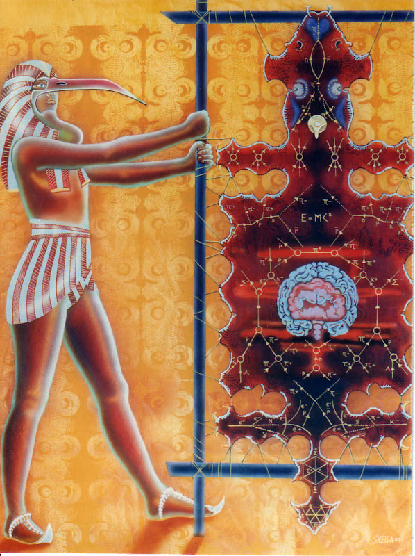 Furure Myth Eternity, Egyptian Magic