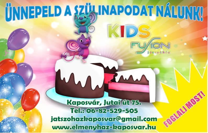 Születésnapi party 2015