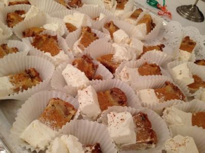 Diamond Head Bakery Lemon Crunch Cake Recipe