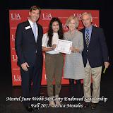 Fall 2017 Foundation Scholarship Ceremony - Murial%2BJune%2BWebb%2BMcLarty%2BEndowed.jpg