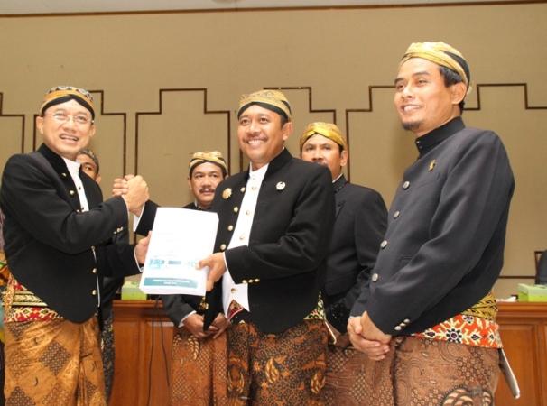 DPRD Kabupaten Ngawi Gelar Paripurna LKPJ