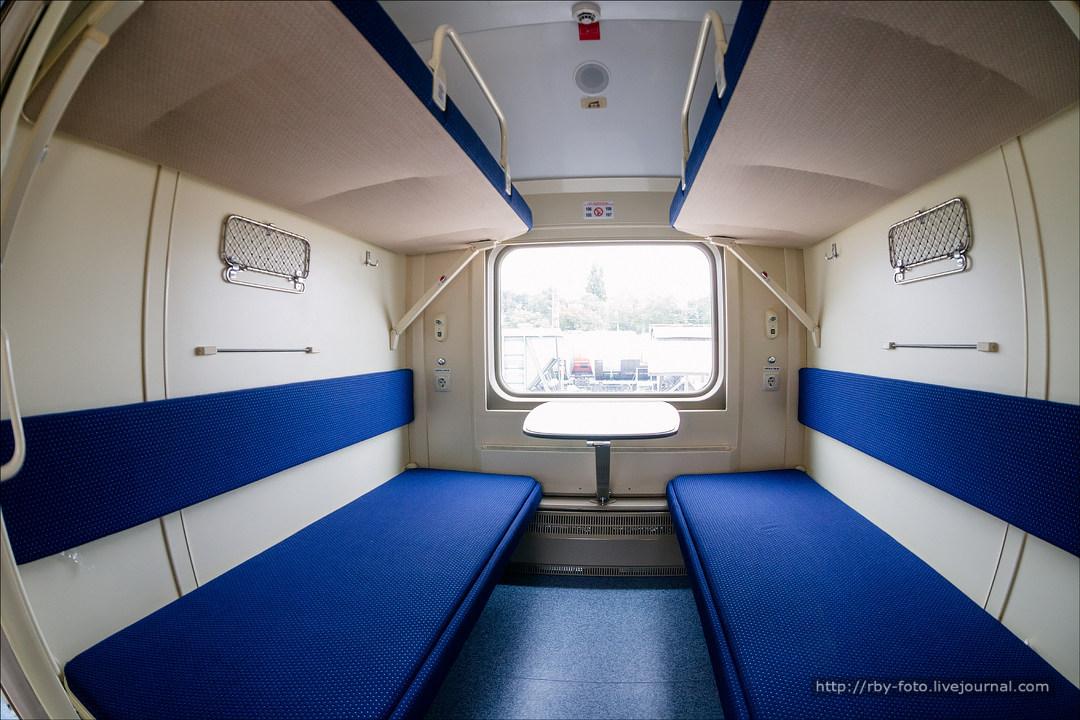 Поезд двухэтажный москва адлер фото второй этаж