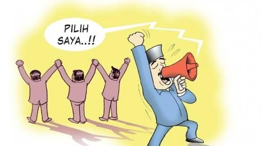 (Puisi) Lagu Jelang Pilkada