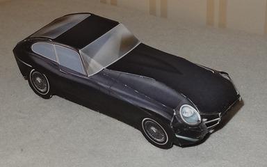 1961 Jaguar Type E série 1