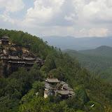 Temples du Shibao Shan (Yunnan), 9 août 2010. Photo : J.-M. Gayman