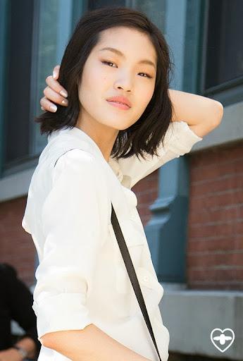 Chi Harun; model; Equipment shirt;