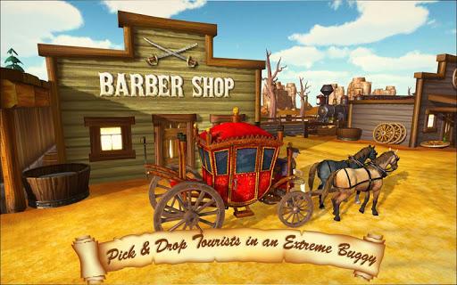 Horse Taxi City Transport: Horse Riding Games painmod.com screenshots 4