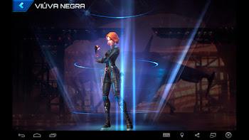 Viúva Negra - Vingadores: A Era de Ultron