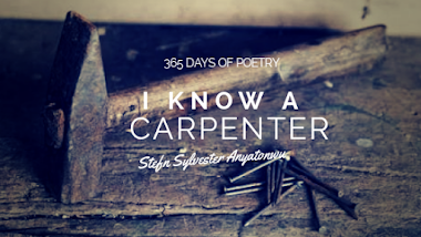 I Know A Carpenter - Stefn Sylvester Anyatonwu