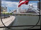 Mary Jemison bridge view
