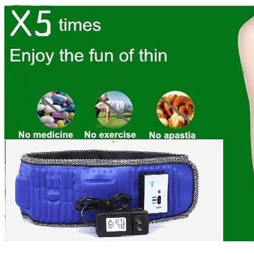 Đai massage bụng X5 giảm mỡ bụng