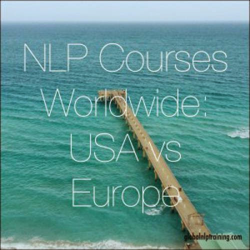 Nlp Courses Worldwide Usa Vs Europe