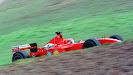 Michael Schumacher Ferrari F1-2000 Brazil