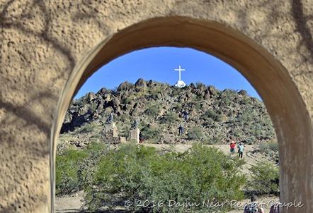 San Xavier Hill