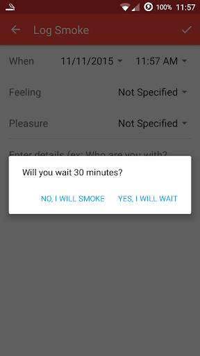 玩健康App|Quit Smoking Log免費|APP試玩