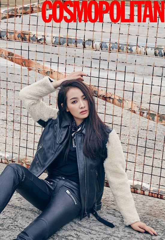 Victoria Song Qian  China Actor