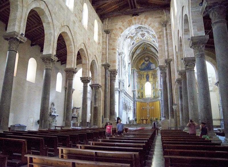 18. Cefalu Cathedral. XII Century. Cefalu. Sicily. 2013