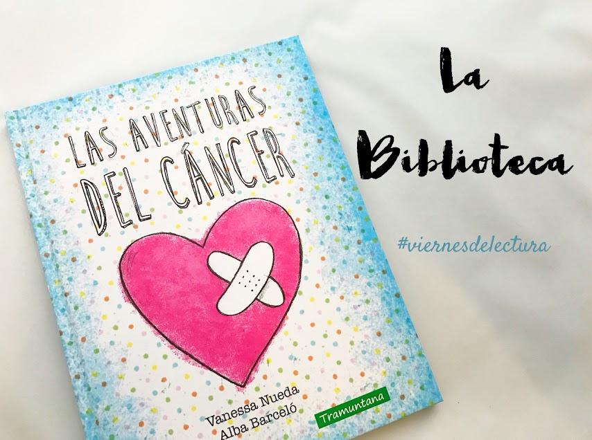 cuento para hablar del cáncer a los niños