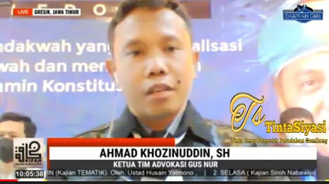 Tim Advokasi: Keadilan Persidangan Gus Nur Jauh Panggang dari Api
