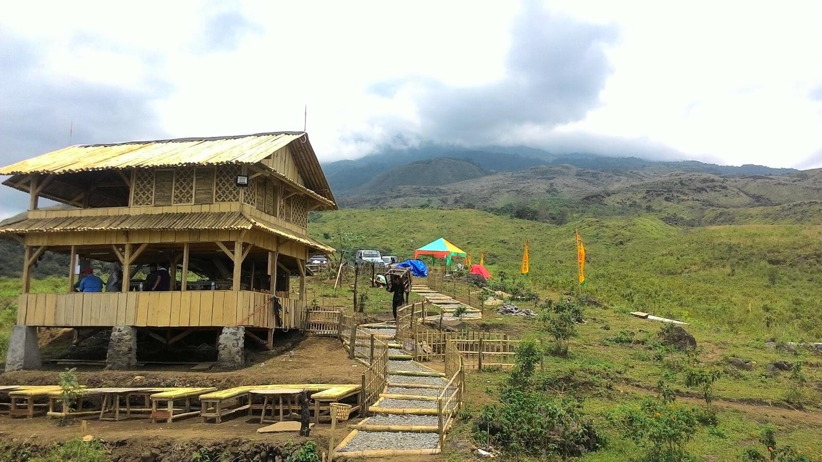 Bukit Seribu Bintang Kuningan, Spot Kemah Terbaru dengan Panorama Gunung Ceremai