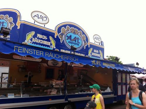 Fishmarkt Hambourg