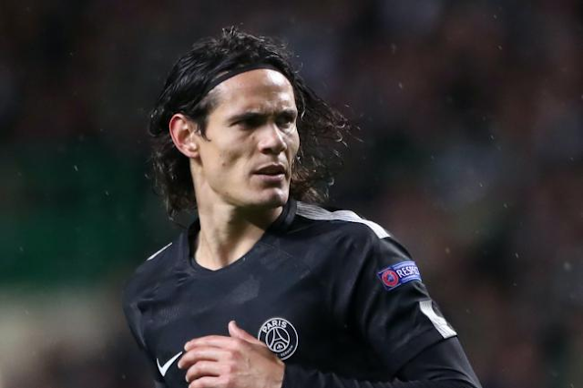 Cavani Signs for Manchester United on free