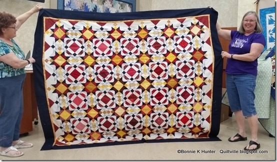 Quiltville S Quips Amp Snips Show Amp Share At Quilt In A Day