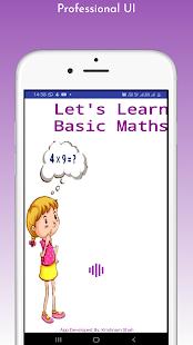 Download BASIC MATHS For PC Windows and Mac apk screenshot 2