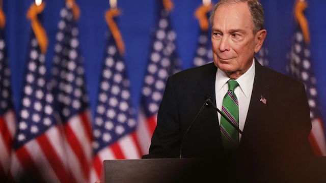 Bloomberg Makes Last-Minute Ad Buy In Texas, Ohio On Behalf Of Biden