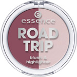 essence road trip – blush & illuminante viso