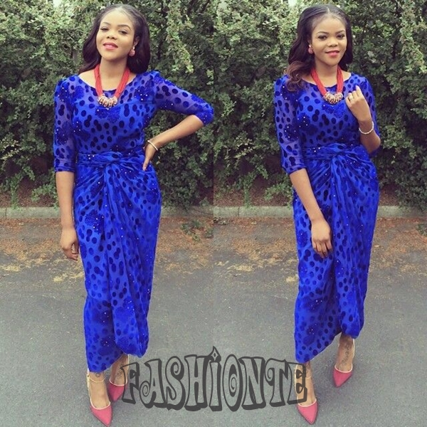 most popular of asoebi style traditional outfits fashionte