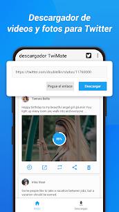 Descargar videos de Twitter – Guardar videos Tweet 1