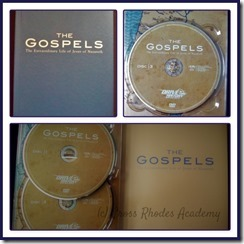 DTH- The Gospels study guide
