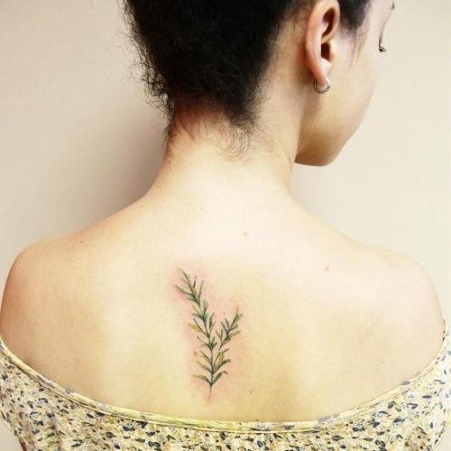este_realista_alecrim_tatuagem