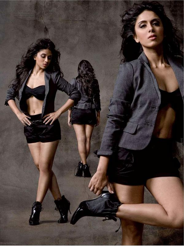 Hot Zoa Morani  Maxim Mag March  Scans Photoshoot images