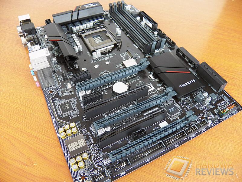 Gigabyte Z170XP-SLI completa