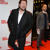 WWW.ENTSIMAGES.COM -    Michael Ball   arriving at     Made In Dagenham - press night at Adelphi Theatre London November 5th 2014Comedy musical based on the hit British film.                                                  Photo Mobis Photos/OIC 0203 174 1069