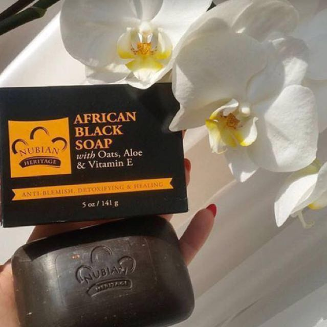 THE BEST AFRICAN BLACK SOAP FOR NATURAL SKIN 3